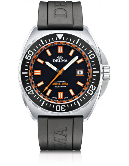 Delma Shell Star automatic 41501.670.6.031 diving watch Delma - 1