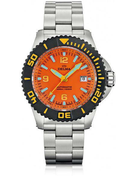 Delma Blue Shark III 54701.700.6.154 diving watch Delma - 1