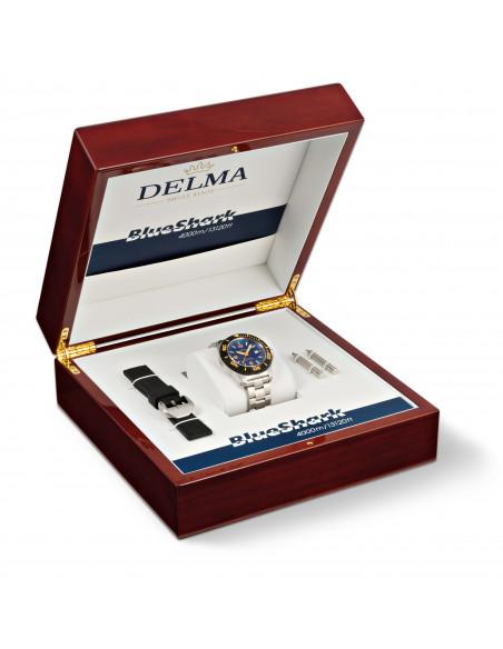 Delma Blue Shark III 54701.700.6.154 diving watch 2086.777917 - 2