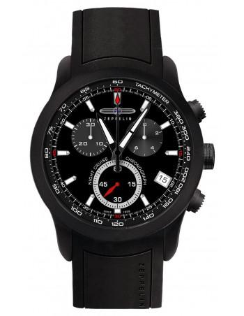 Zeppelin 7290-2 Night cruise watch