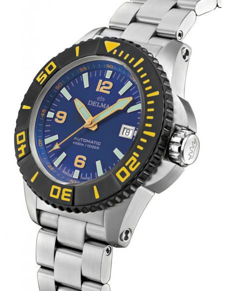 Delma Blue Shark III 54701.700.6.044 diving watch Delma - 2