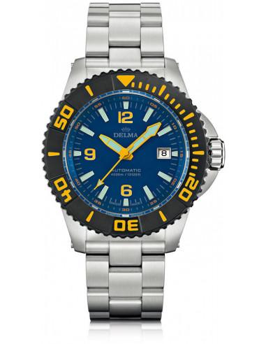Zegarek nurkowy Delma Blue Shark III 54701.700.6.044 2086.777917 - 1