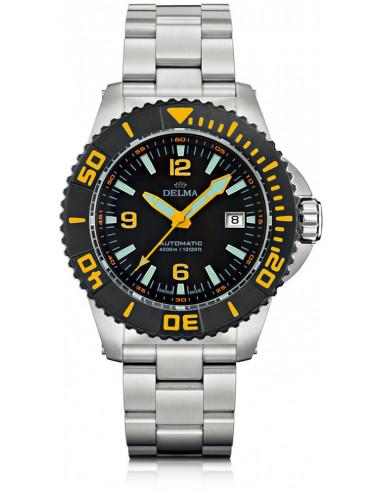 Zegarek nurkowy Delma Blue Shark III 54701.700.6.034 2086.777917 - 1