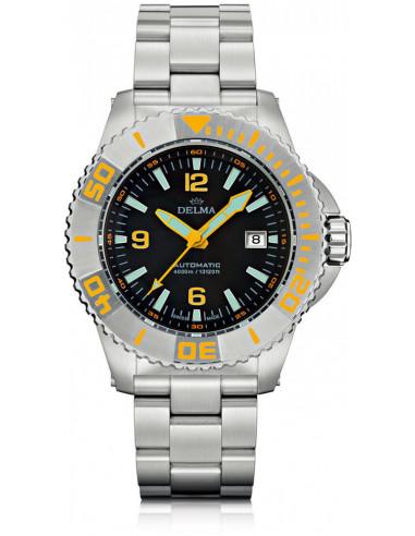 Delma Blue Shark III 41701.700.6.034 diving watch Delma - 1