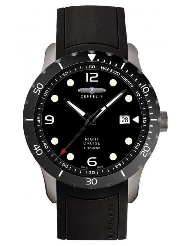 Zeppelin 7264-2 Night cruise watch