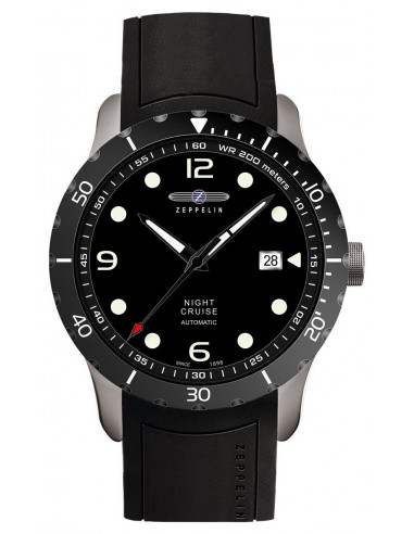 Zeppelin 7264-2 Nocny zegarek wycieczkowy 386.433329 - 1