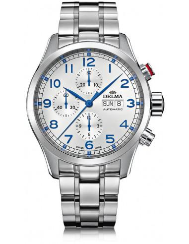 Delma Pioneer 41701.580.6.062 automatic watch Delma - 1