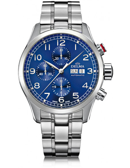 Delma Pioneer 41701.580.6.042 automatic watch Delma - 1