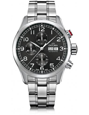 Zegarek automatyczny Delma Pioneer 41701.580.6.032 2546.06875 - 1