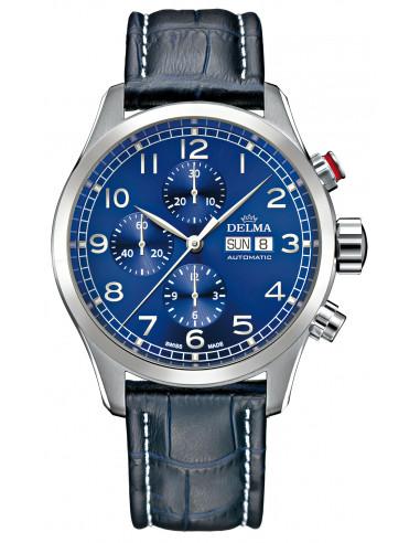 Zegarek automatyczny Delma Pioneer 41601.580.6.042 2446.222917 - 1