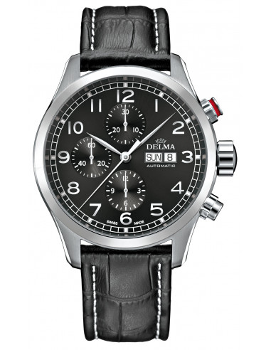 Delma Pioneer 41601.580.6.032 automatic watch Delma - 1