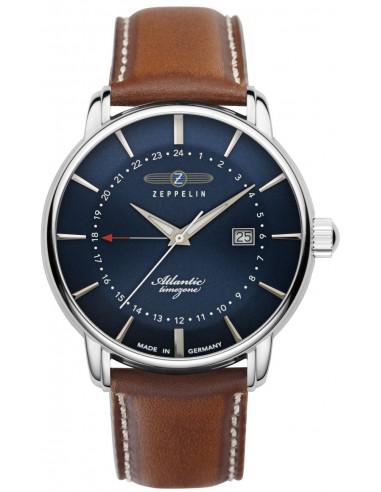 Zeppelin 8442-3 Atlantic GMT watch 221.787549 - 1