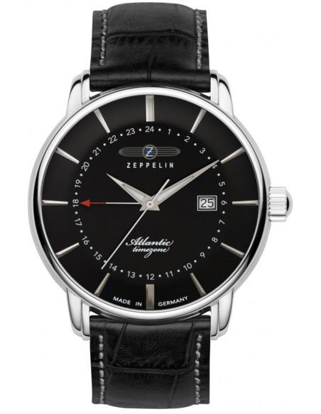 Zeppelin 8442-2 Atlantic GMT watch Zeppelin - 1