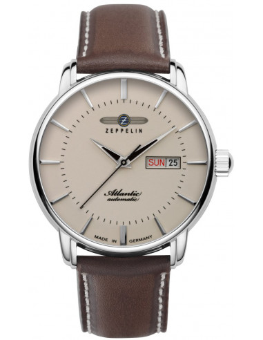 Zeppelin 8466-5 Atlantic automatic watch Zeppelin - 1