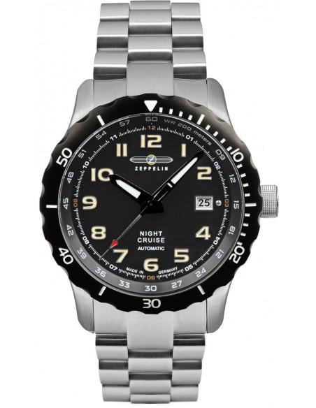 Zeppelin 7264M-5 Nightcruise automatic watch 386.433329 - 1
