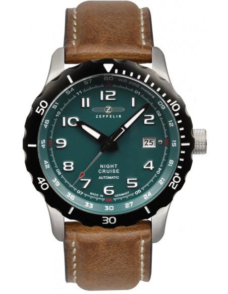 Zeppelin 7264-3 Nightcruise automatic watch 367.063237 - 1