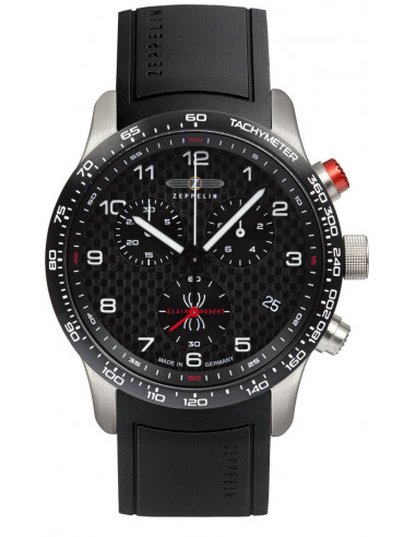 Zeppelin 7294-4 Zegarek na nocny chronograf 338.008099 - 1