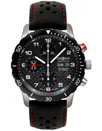 Zeppelin 7216-2 Nightcruise automatic chronograph watch Zeppelin - 1