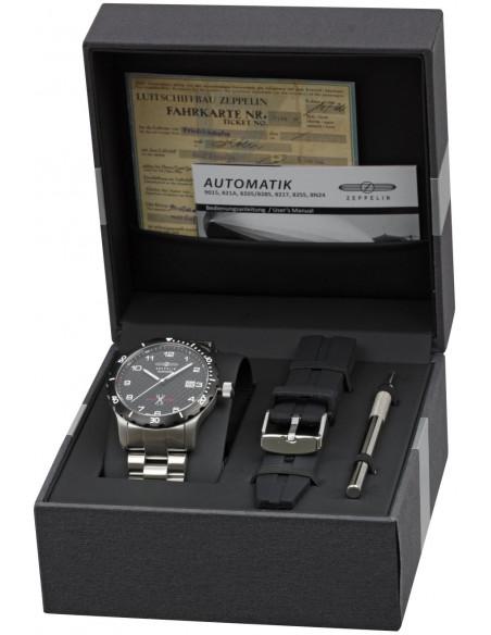 Zeppelin 7266M-2 Nightcruise automatic watch 358.546388 - 4