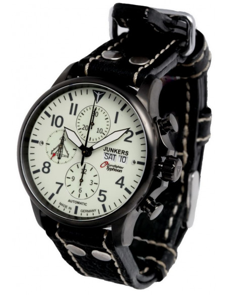 Junkers 6820-5 Eurofighter Edition watch