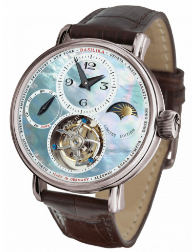 Poljot International Tourbillon Power Reserve 3340.T12 watch 2885.544583 - 1