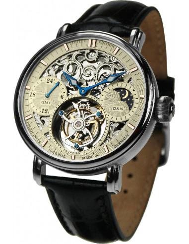 Zegarek Poljot International Tourbillon Skeleton 3360.T05 2984.391958 - 1