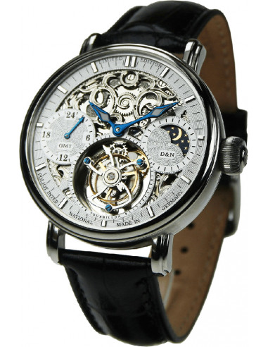 Poljot International Tourbillon Skeleton 3360.T04 watch 2984.391958 - 1