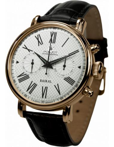 Poljot International Wonder Bajkal 2901.1940611 chronograph watch 828.720417 - 1