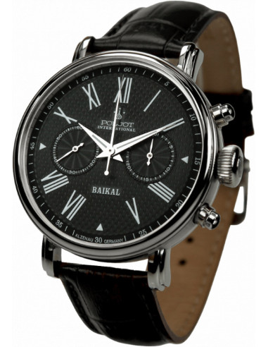 Poljot International Wonder Bajkal 2901.1940913 chronograph watch 797.768208 - 1