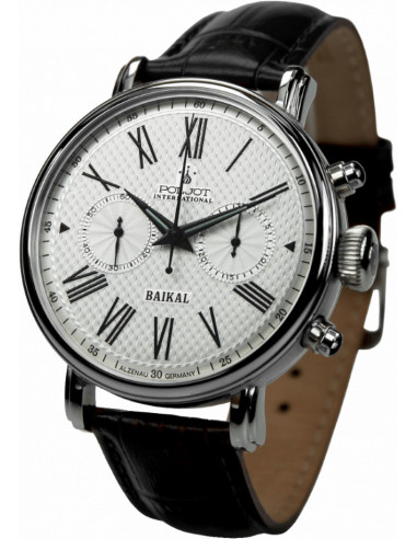 Poljot International Wonder Bajkal 2901.1940911 chronograph watch 797.768208 - 1