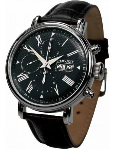 Poljot International Wonder Bajkal  7750.1740713 chronograph watch Poljot International - 1