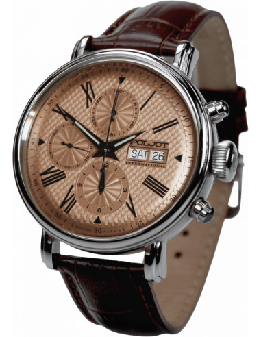 Poljot International Wonder Bajkal 7750.1740712 chronograph watch 1642.463958 - 1