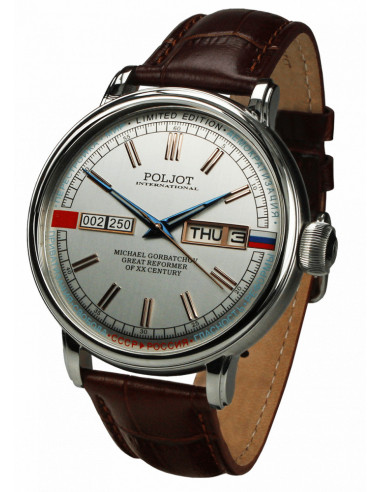 Poljot International Gorbatchov 2427.1546511 Zegarek automatyczny 697.922375 - 1