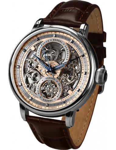 Zegarek szkieletowy Poljot International Hermitage 7500.1940711 588.091958 - 1