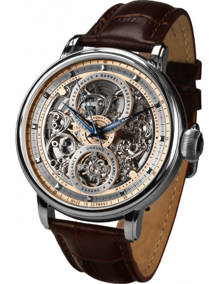 Poljot International Hermitage 7500.1940711 Skeleton watch Poljot International - 1