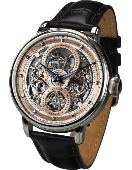 Poljot International Hermitage 7500.1940713 Skeleton watch 588.091958 - 1
