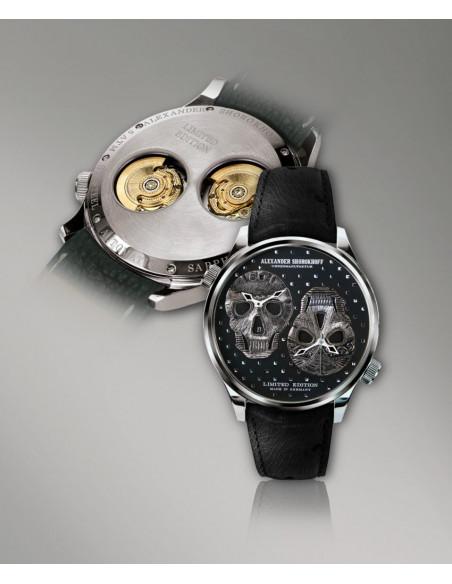 Alexander Shorokhoff Los Craneos AS.DT02-1 automatic watch Alexander Shorokhoff - 1