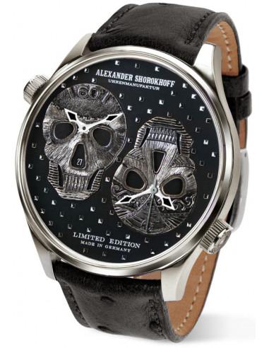 Zegarek automatyczny Alexander Shorokhoff Los Craneos AS.DT02-1 2994.376542 - 2