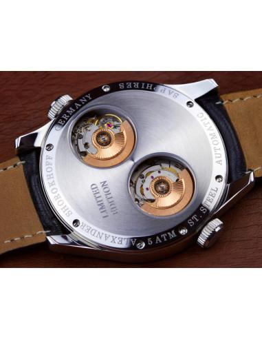 Alexander Shorokhoff Los Craneos AS.DT02-3 automatic watch Alexander Shorokhoff - 1