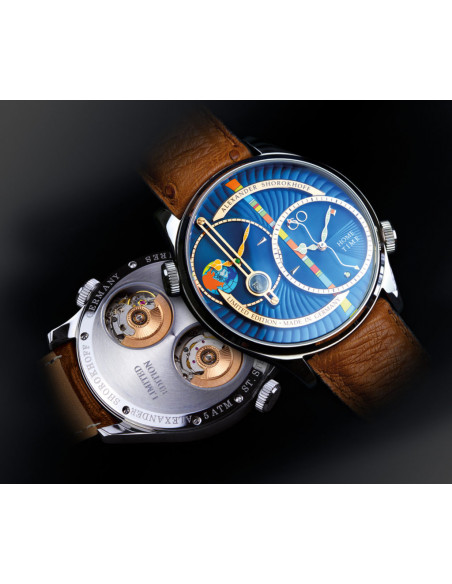 Alexander Shorokhoff Levels AS.DT03-3 automatic watch Alexander Shorokhoff - 1