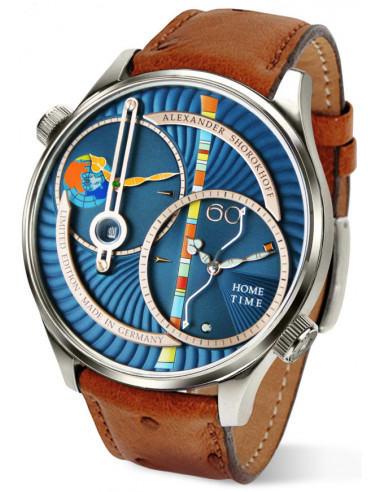 Alexander Shorokhoff Levels AS.DT03-3 automatic watch 3494.604167 - 1