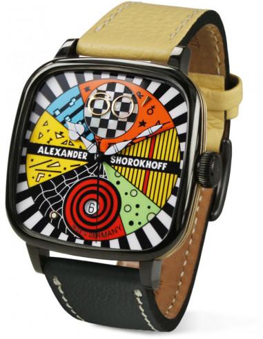 Zegarek automatyczny Alexander Shorokhoff Kandy Avantgarde 2 AS.KD-AVG-2 3284.927917 - 1