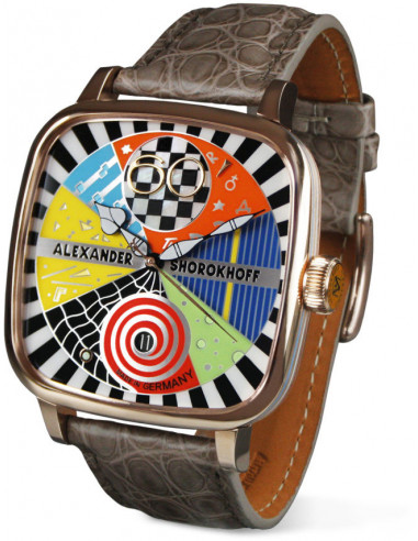 Zegarek automatyczny Alexander Shorokhoff Kandy Avantgarde 3 AS.KD-AVG-3 2985.390417 - 1