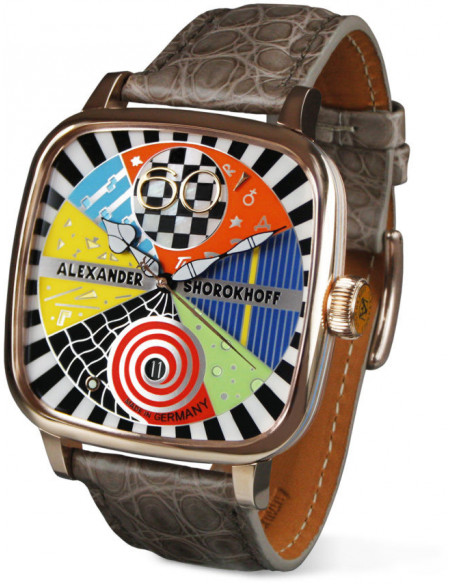 Alexander Shorokhoff Kandy Avantgarde 3 AS.KD-AVG-3 automatic watch Alexander Shorokhoff - 1