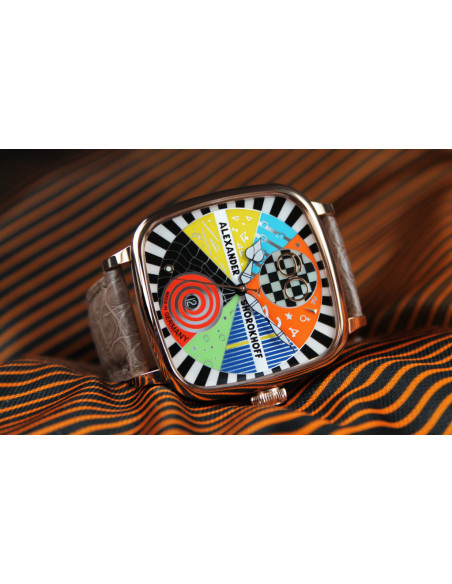 Alexander Shorokhoff Kandy Avantgarde 3 AS.KD-AVG-3 automatic watch Alexander Shorokhoff - 2