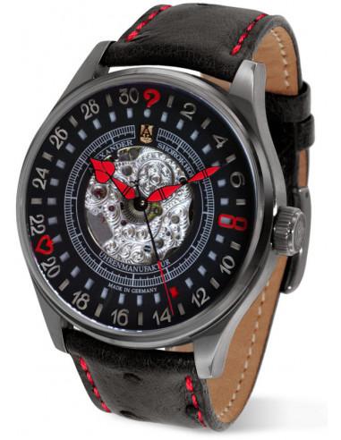Zegarek mechaniczny Alexander Shorokhoff Lucky 8-2 AS.V3-02-BR 1392.849375 - 2