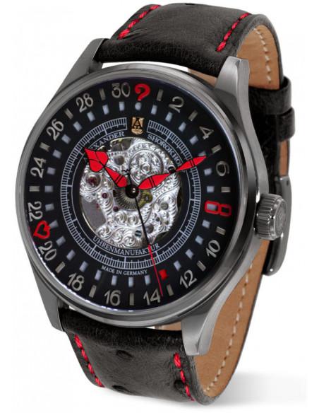 Alexander Shorokhoff Lucky 8-2 AS.V3-02-BR mechanical watch Alexander Shorokhoff - 2