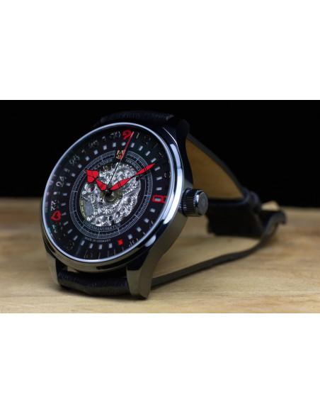Alexander Shorokhoff Lucky 8-2 AS.V3-02-BR mechanical watch Alexander Shorokhoff - 3