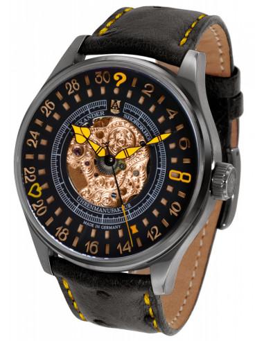Alexander Shorokhoff Lucky 8-2 AS.V3.02-GY mechanical watch Alexander Shorokhoff - 1