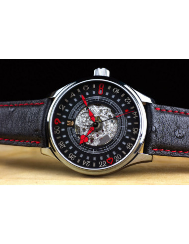 Alexander Shorokhoff Lucky 8-2 AS.V3.02-R mechanical watch Alexander Shorokhoff - 1